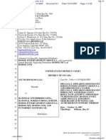 1st Technology LLC v. Rational Enterprises Ltda. et al - Document No. 61