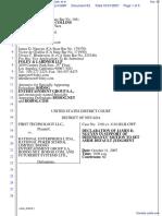 1st Technology LLC v. Rational Enterprises Ltda. et al - Document No. 63