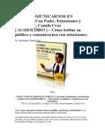 CÓMO COMUNICARNOS EN PÚBLICO Con Poder.docx