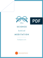 Headspace Science Behind Meditation