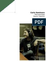 Carlo Seminara CV