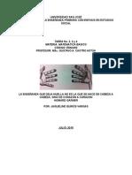 ENSEÑANZA DE TABLAS DE MULTIPLICAR DEL 6 AL 10