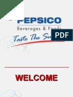 Pepsico Beverages