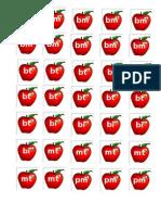 Epal Deco - Jadual Waktu Kelas