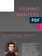 Filipino Painters