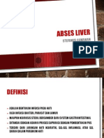 Abses Liver ppt