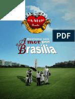Projeto Concurso de poesia - Declame seu amor por Brasília