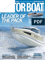 Motor Boat & Yachting - July 2015 UK