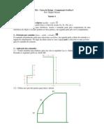 Tutorial - 11 - CG I - Design