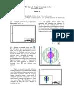 Tutorial - 12 - CG I - Design