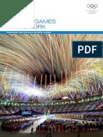 IOC Olympic Games Framework English Interactive