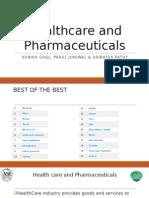 Healthcare and Pharma