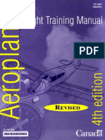 Aeroplane Flight Training Manual