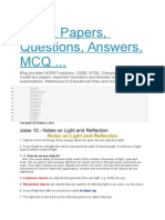 CBSE Papers