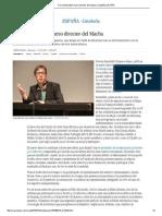 Ferran Barenblit, Nuevo Director Del Macba _