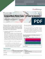 European Money Market Funds - A Primer for Investors - Part 2