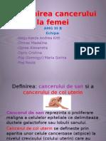Prevenirea Cancerului La Femei-tema 7-Grupa 7