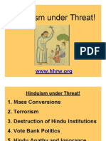 Threat to Hinduism