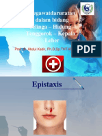 1. Prof. Abd. Kadir, PhD., Sp. THT-KL(K), MARS - Kegawatdaruratan Dalam Bidang THT-KL