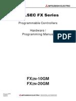 FX 10 20 GM Manual