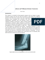Chapter 30 Compartment Syndrome and Volkmanns Contracture