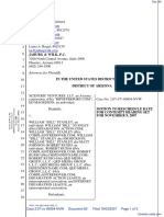 Xcentric Ventures, LLC et al v. Stanley et al - Document No. 80