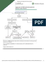 Management of HIV Patients With CNS Lesions Algorithm