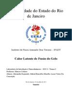 Relatório de Calor Latente3