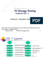 Message Passing PPT