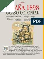 España 1898 - Ocaso Colonial