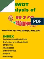 radiomirchiswotpresentation-100911071857-phpapp01