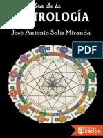 José Antonio Solís Miranda-El Gran Libro de La Astrología