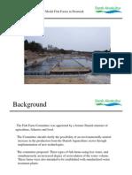 Aquae Treat Model Fish Farms Design