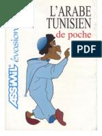 l'Arabe Tunisien