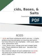 my acids