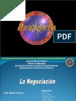 La Negociación.ppt
