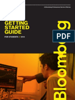 Bloomberg User Guide