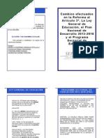 Productos de Evaluación interna