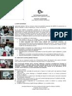 Regulament, Lecturiada Elevilor 2015