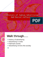 History of Indian Advertising