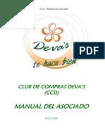 Manual Del Asociado - 2013-05-02