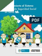 Cartillas de Aseguramiento Al Sistema General de Seguridad Social en Salud