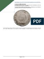 Primera Bandera Argentina en Una Moneda