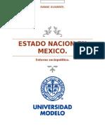 Estado Nacion en Mexico