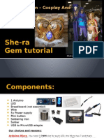 She-ra Gem Tutorial by Anna Anderson - Cosplay and Coffee