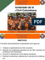 AV 4 El Voluntariado de La Defensa Civil Colombiana
