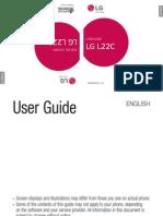 LG L22C User Guide