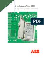 Controlador de Condensadores PowerIT C200A