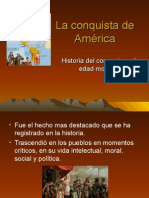 Economia - 1. La Conquista de América