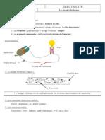 Le Circuit Electrique_ Courant Tension Lois Noeuds Et Maille